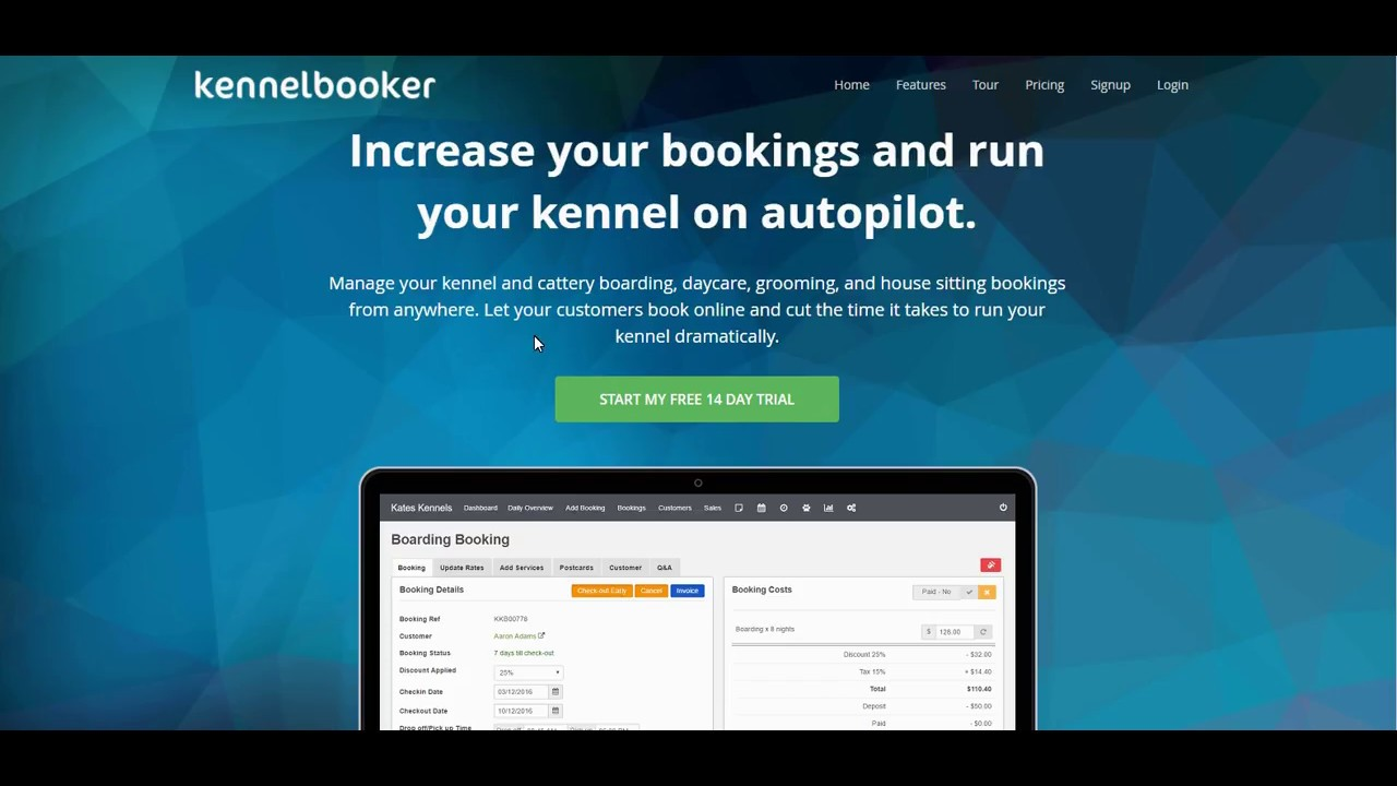 Kennel Booker Reviews, Prices & Ratings | GetApp South Africa