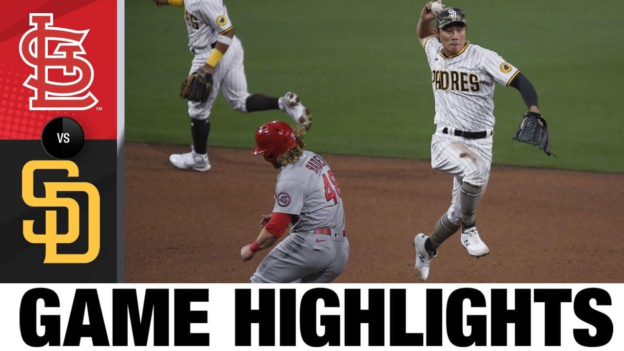 Download Cardinals vs. Padres Game Highlights (5/14/21) | MLB Highlights