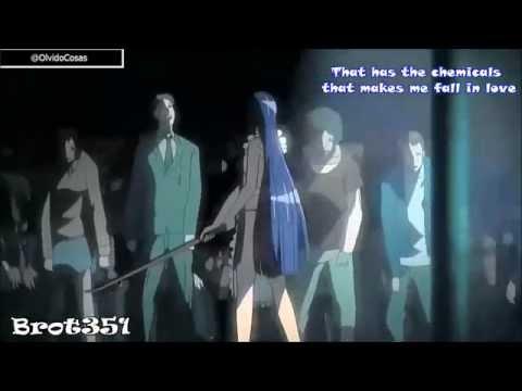 「AMV」 Escape The Fate [HD] - You Are So Beautiful (+)