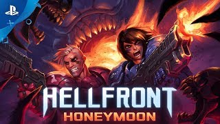 Hellfront: Honeymoon - Launch Trailer | PS4