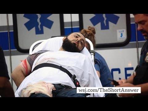 Details of New York Bombing Suspect