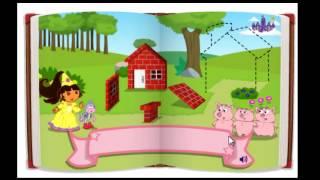Dora la exploradora español Dora's cuento de hadas fiesta