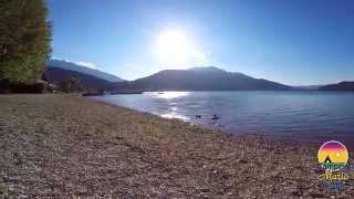 CALDONAZZO LAKE CAMPING MARIO VILLAGE TRENTINO