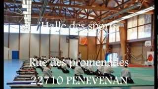 Aïkido Traditionnel avec Alain PEYRACHE en Bretagne PENVENAN 2012