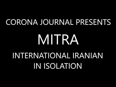 Mitra from Tehran's Covid-19 Story