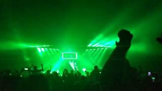 RL Grime Part 4 Lion King Intro w Core Nova Tour San Francisco
