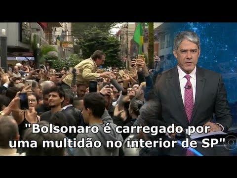 Resultado de imagem para bolsonaro ganha em sao paulo