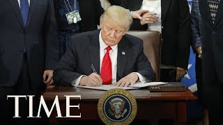 Trump Signs Order Requiring Hospitals To Disclose Test & Procedure Prices | TIME