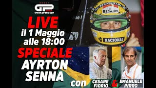 LIVE - Speciale Ayrton Senna alle 18:00 su GPOne: The Magic svelato