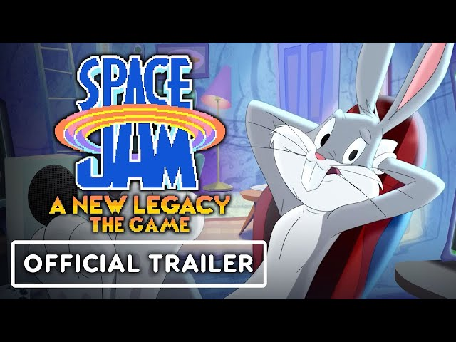 Space Jam: A New Legacy The Game (видео)