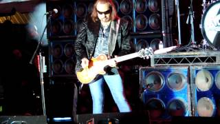 Ace Frehley - Shock Me and Smoking Guitar Solo August 18, 2012 Celebrate Erie