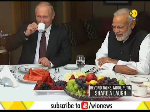 WION Gravitas: PM Modi returns home after informal summit with Russian President Putin