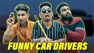 Funny Car Drivers | Hyderabadi Comedy Video | Warangal Diaries