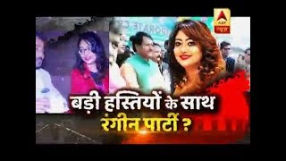 Sansani: Aasra Home Owner Manisha Dayal, A PAGE 3 CELEB Who Went To High Profile Parties   ABP News