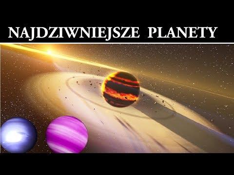 Najdziwniejsze Planety w Kosmosie - cz. 2