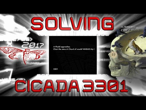 Solving The Cicada 3301 2017 Puzzle | PART 1 | The Internet's Most Complex Puzzle