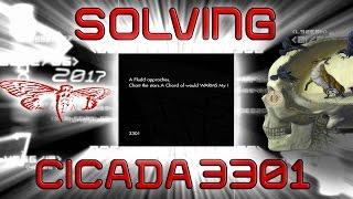 Solving The Cicada 3301 2017 Puzzle | PART 1 | The Internet's Most Complex Puzzle