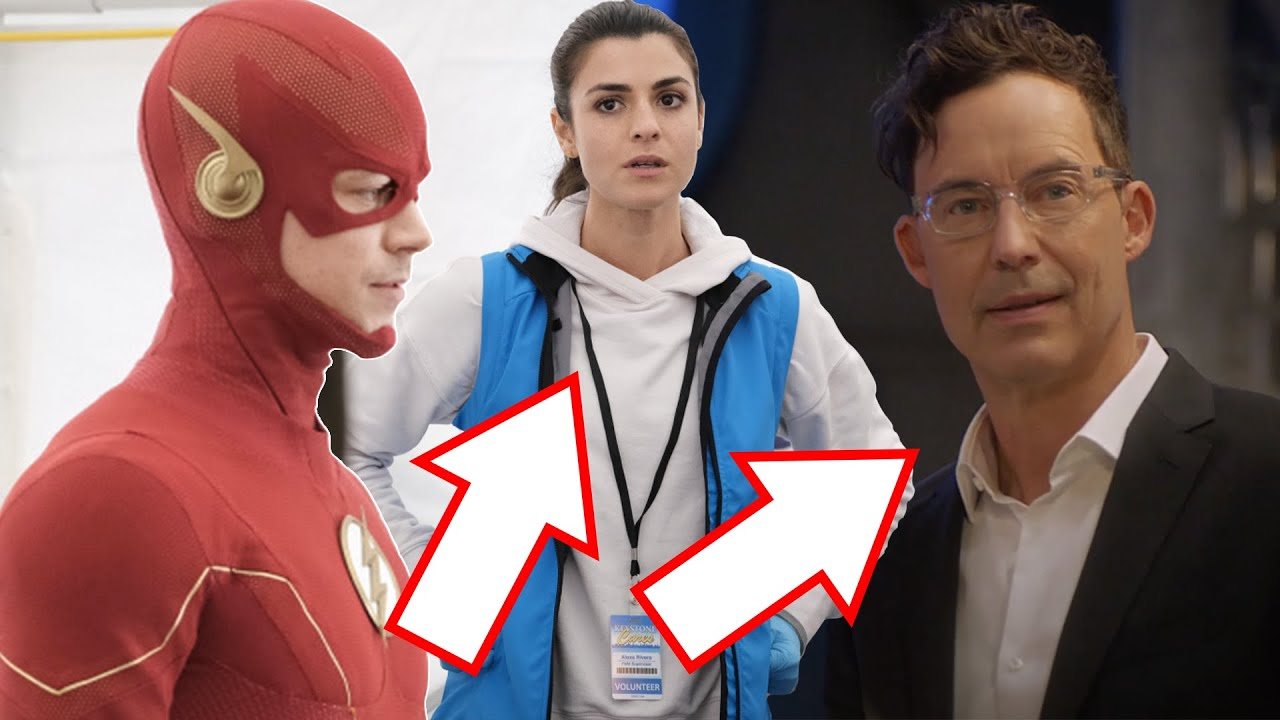 Download The Flash vs NEW Force Villain! Original Wells CHANGES Barry's Powers? - The Flash Season 7 Teaser!