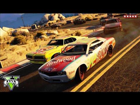 GTA 5 Online EPIC Playlist - GTA V CUSTOMIZING CARS & RACING - GTA V w/ The CREW (GTA ONLINE)