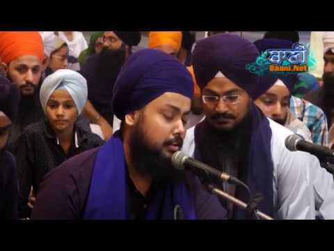 Bhai-Gurpreet-Singhji-Kalgidhar-Kirtani-Jatha-At-G-Bala-Sahib-On-28-October-2017