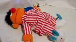 Talking Sleepy Ernie Battery- Op Toy