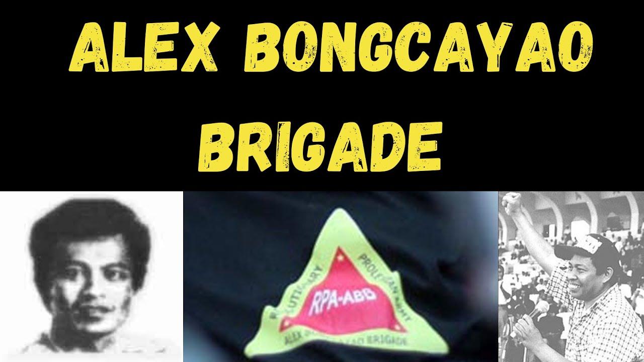 ALEX BONGCAYAO BRIGADE