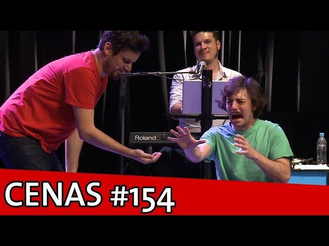 IMPROVÁVEL - CENAS IMPROVÁVEIS #154