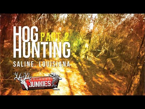 S12E14 – Louisiana Hog Hunt PT2