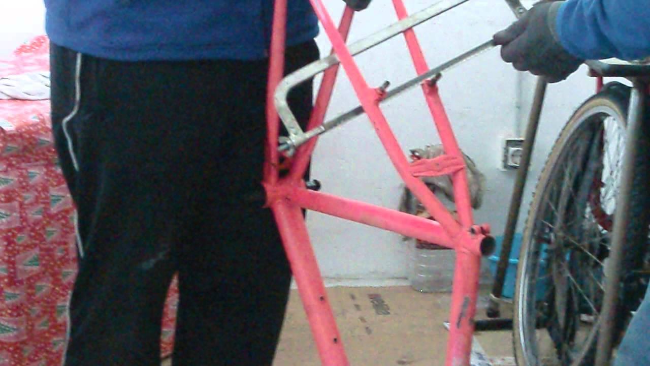 Componentes bicicleta baratos; Eliminar freno trasero cuadro montaña ...