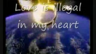 Modern Talking - In 100 years lyrics on screen