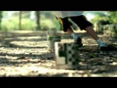 Ladainian Tomlinson Nike SPARQ Training 60 Second Commercial