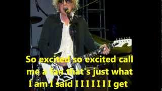08  Ian Hunter   I Get So Excited 1975 with lyrics