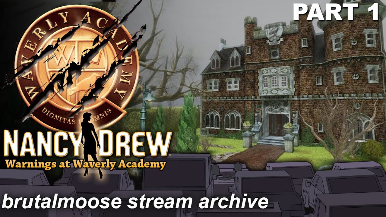 Nancy Drew: Warnings at Waverly Academy | Mean Girls!