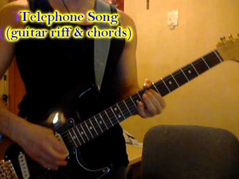 Telephone Song (Vaughan Brothers) - Riff & Chords