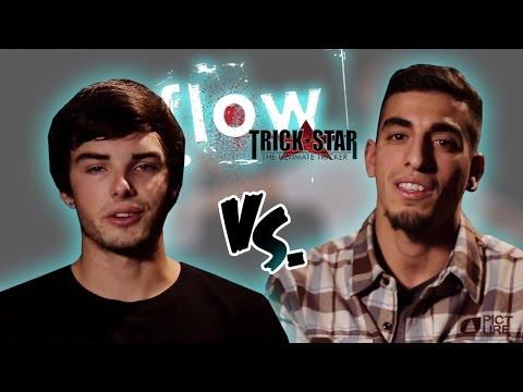 Quarter Final 4: Michael Guthrie vs Chris Afonso  Trickstar Battle