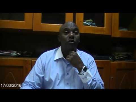 MP DOUALEH EGUEH OFLEH/PLENIERE DU 16/03/16SUR LA POLITIQUE GENERALE DU GVT - 1ERE PARTIE