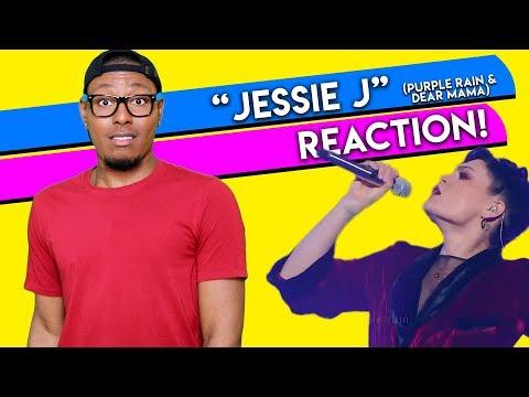 Jessie J | Purple Rain, Queen, I'm Every Woman