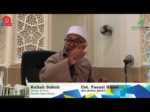 Ustaz Faezal Husni - Pengalaman Ibadah Qurban di Kemboja