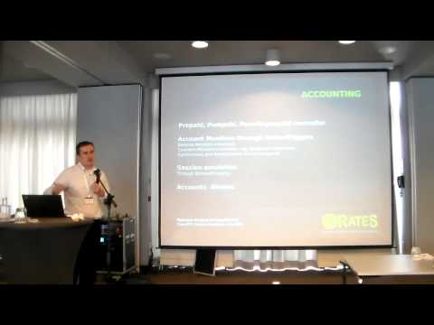 Real-time charging using CGRateS - OpenSIPS Summit Amsterdam 2015