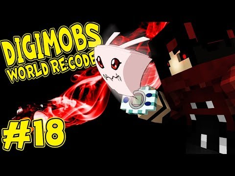 THE CREST OF SO MUCH LOVE! || Minecraft Digimobs World Re:Coded Episode 18