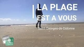 Plage de Saint Georges de Didonne