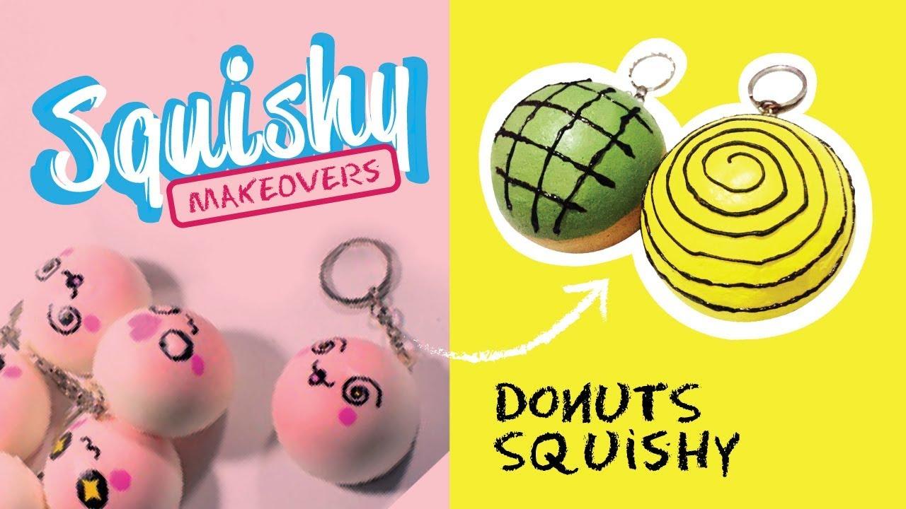 Cara Membuat Squishy Bekas Jadi Baru Lagi Squishy Makeovers Youtube