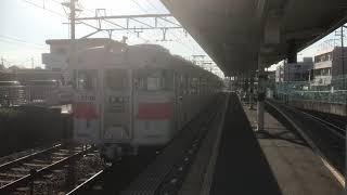 山陽3100形3100F普通阪神神戸三宮行き 藤江駅発車