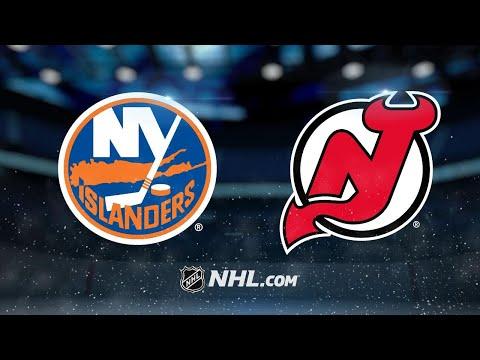 Palmieri, Devils rally past Islanders, 2-1