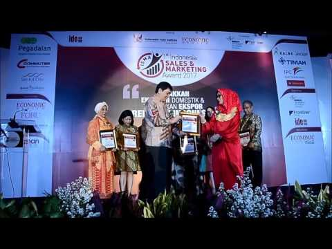 Economic Review : Indonesia Sales and Marketing Award 2017