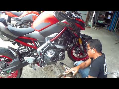 The Goat Kid's Outside Debut, The Kawasaki Z900 Loses Some Weight And Gets Its First Service