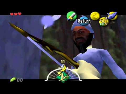 Link finds Osama bin Laden!
