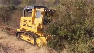 T360 Forestry Mulcher