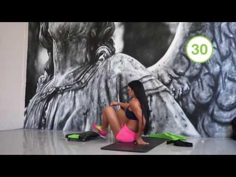 Michelle Lewin fitness platform beginners workout