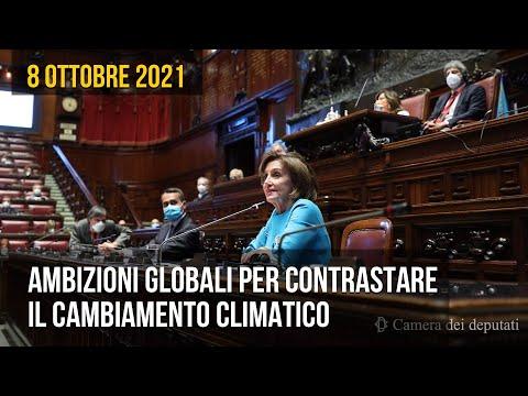 Ambizioni globali per contrastare il cambiamento climatico